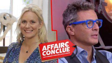 Agacée par Julien Cohen, Anne-Catherine Verwaerde supplie une vendeuse de l'aider !