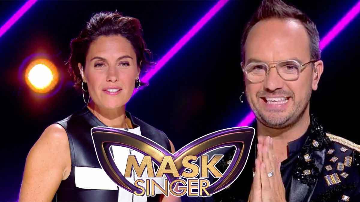 Alessandra Sublet et Jarry partagent les premières images de la saison 3 de Mask Singer !