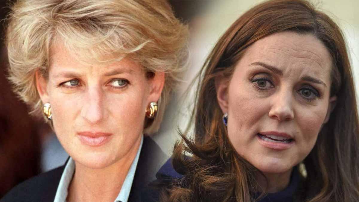 Ce changement in extremis pour Kate Middleton pour l'hommage à Lady Di
