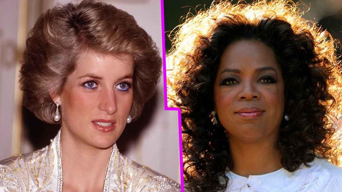 Cette petite vacherie que Lady Diana a fait vivre à Oprah Winfrey !