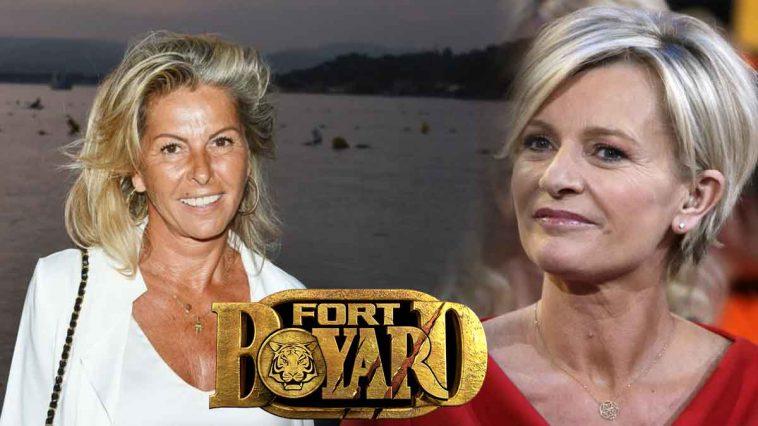 """Cette raison pour laquelle Sophie Davant a """"supplié"""" Caroline Margeridon de ne pas participer à Fort Boyard !"""