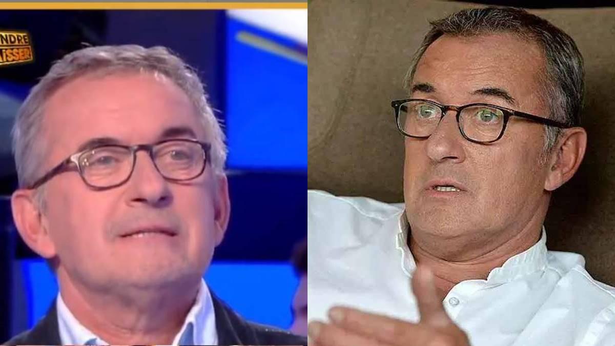 Christophe Dechavanne est hypnotisé par la poitrine d'une candidate d'APOAL