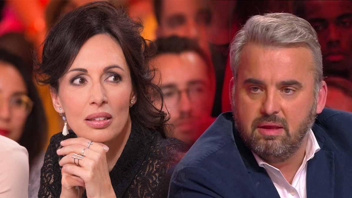 Échanges survoltés entre Alexis Corbière et Géraldine Maillet dans TPMP