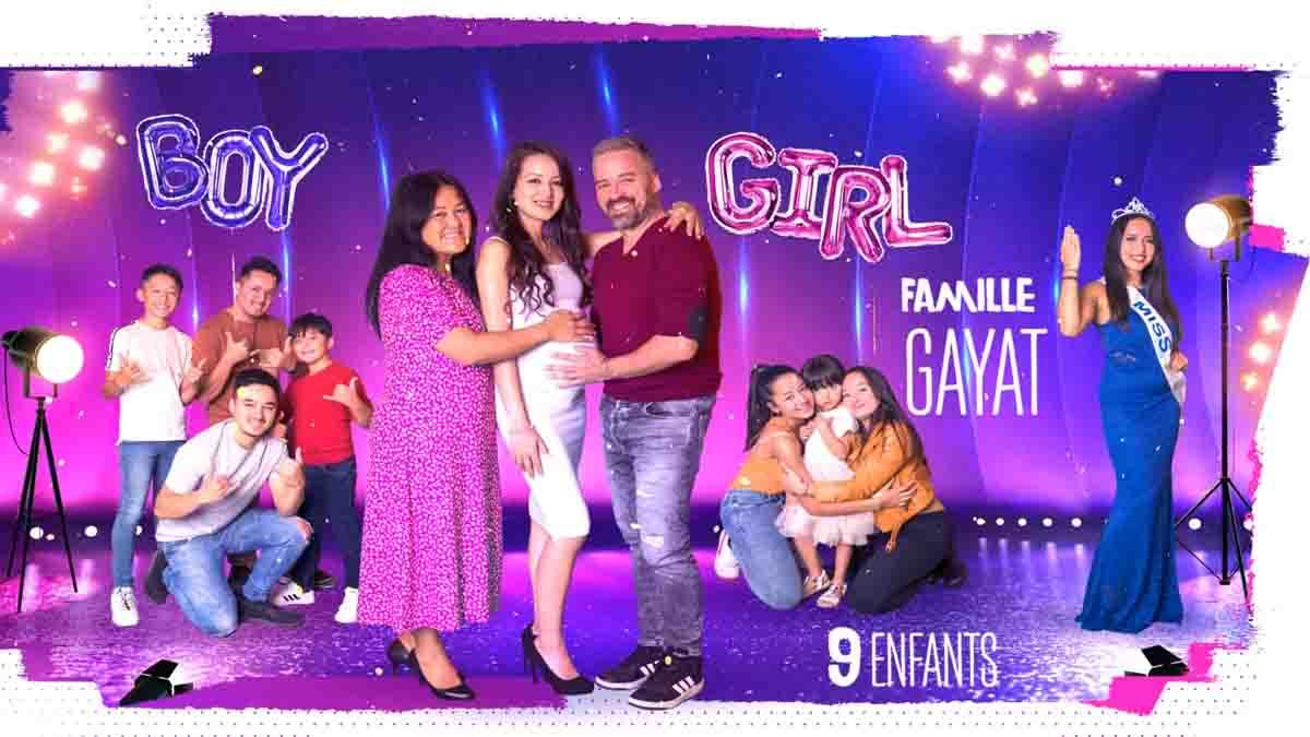 Familles nombreuses, la vie en XXL: voici 5 choses qu'il faut savoir sur les Gayat !