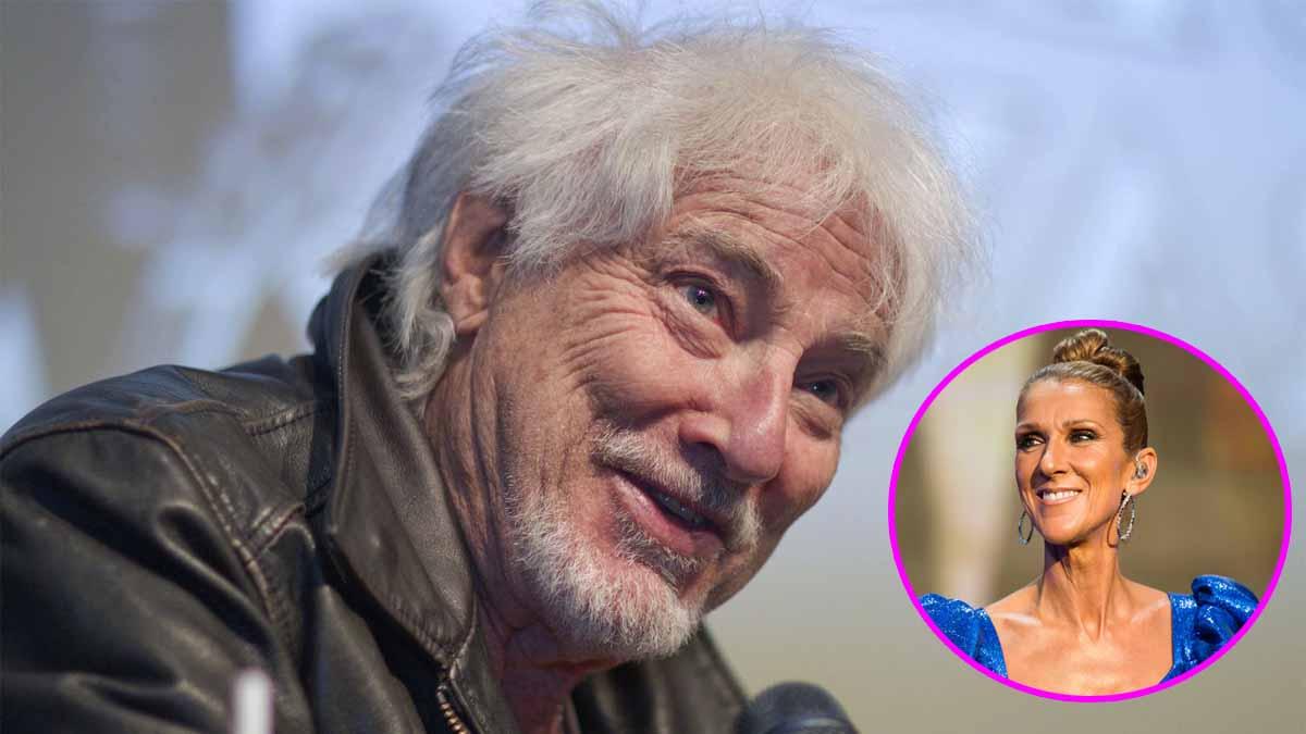 Hugues Aufray révèle cette raison pour laquelle Céline Dion lui doit sa vie