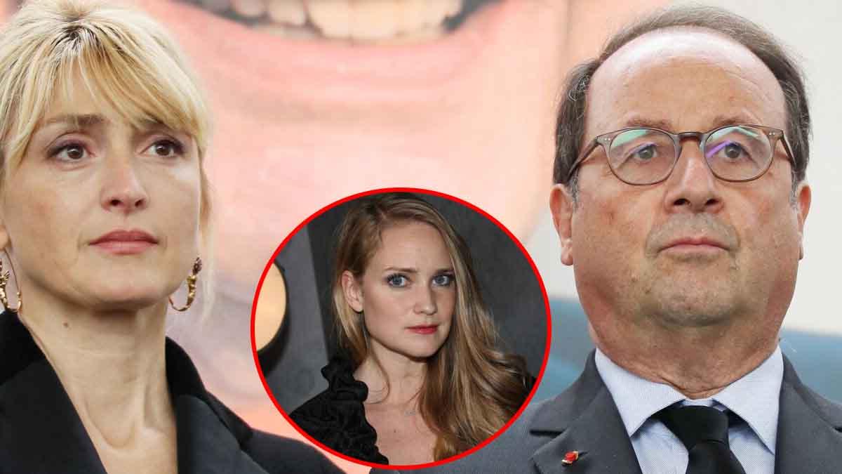 Julie Gayet et François Hollande répliquent, Juliette Gernez mise de côté