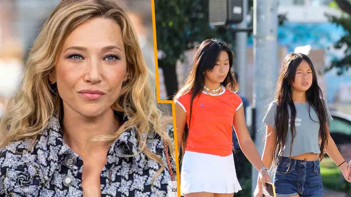 Laura Smet se confie sur son rapport avec Jade et Joy. C'est triste !