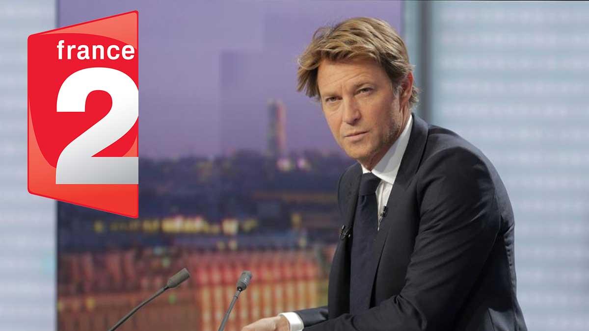 Laurent Delahousse sur la sellette sur France 2 ? Le patron prend une importante décision !