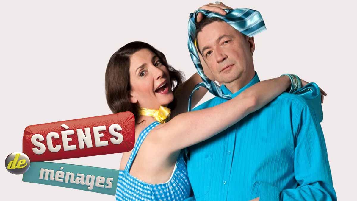 M6 réduit Scènes de ménages, Liliane et José écartés