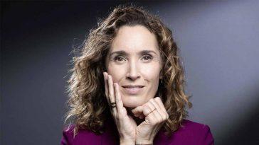 Marie-Sophie Lacarrau explique la raison pour laquelle on la voit toujours avec des talons hauts