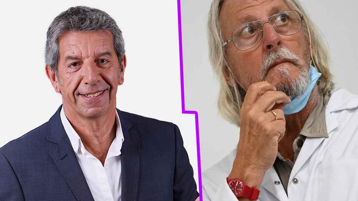 Michel Cymes déclare ouvertement la guerre au professeur Didier Raoult !