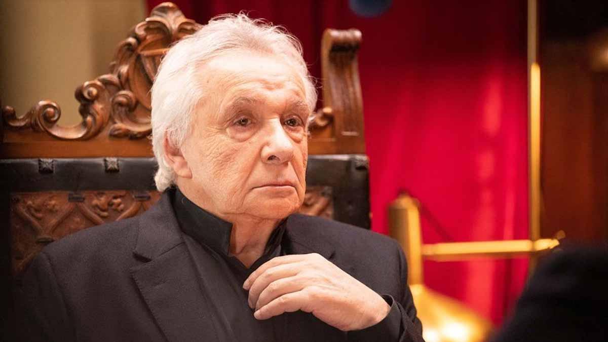 Michel Sardou : cette comédienne phare le dézingue violemment.
