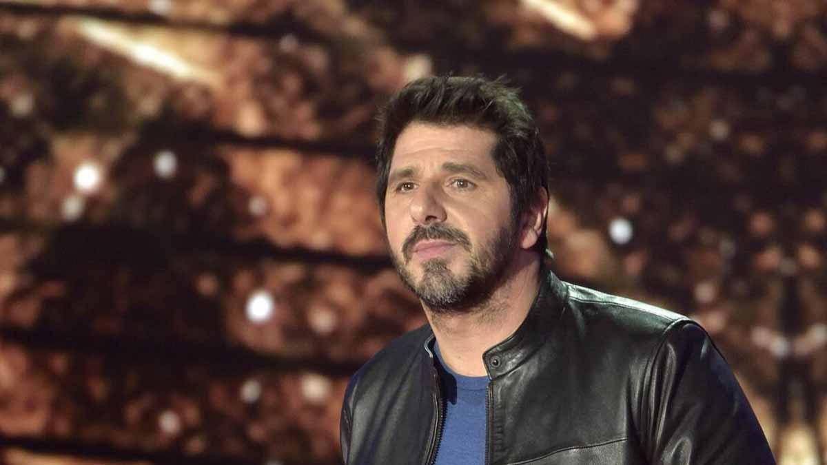 Patrick Fiori fond en larmes dans les coulisses de La chanson de l'année !