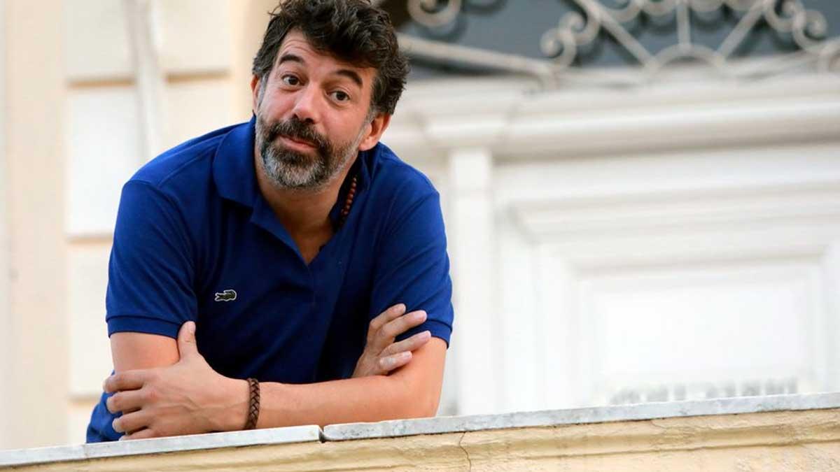 """Stéphane Plaza : la fois où il a failli dire adieu à ses""""deux noisettes"""" !"""