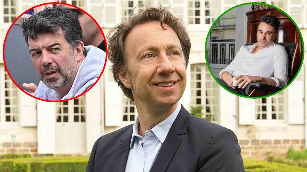 Stéphane Plaza largué par Stéphane Bern, il l'a remplacé par Yori Bailleres.