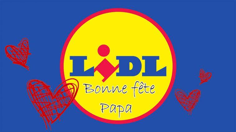 Trouvez des idées de cadeaux originaux pour la fête des pères chez Lidl… Des produits à prix doux