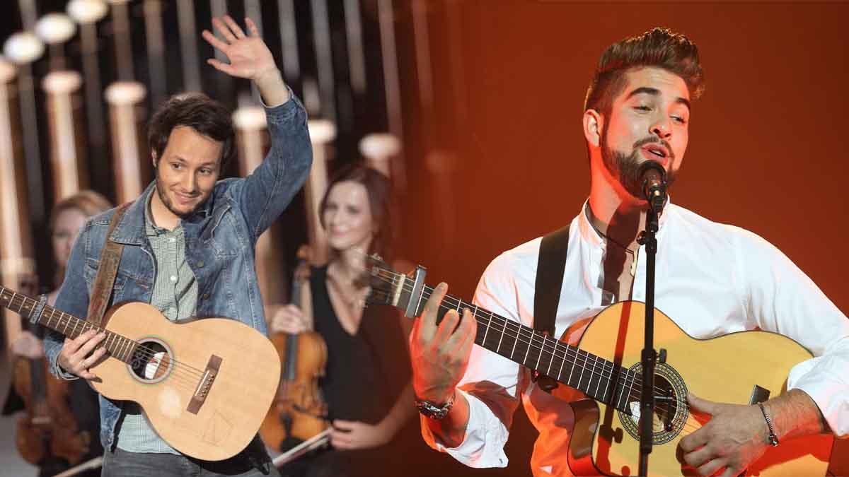 Vianney et Kendji Girac ont déçu leurs fans durant la fête de la musique !