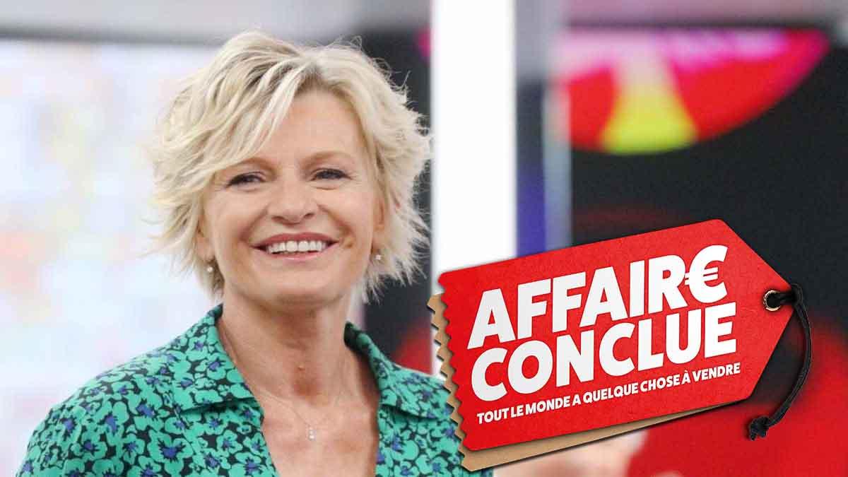 """""""Vous me faites un effet bœuf"""" : un candidat d'Affaire conclue séduit Sophie Davant !"""