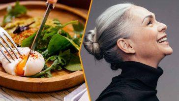 5 aliments pour éviter l'apparition prématurée des cheveux blancs
