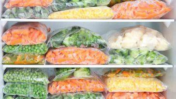8 aliments qu'il ne faut jamais congeler ! Découvrez-les vite !