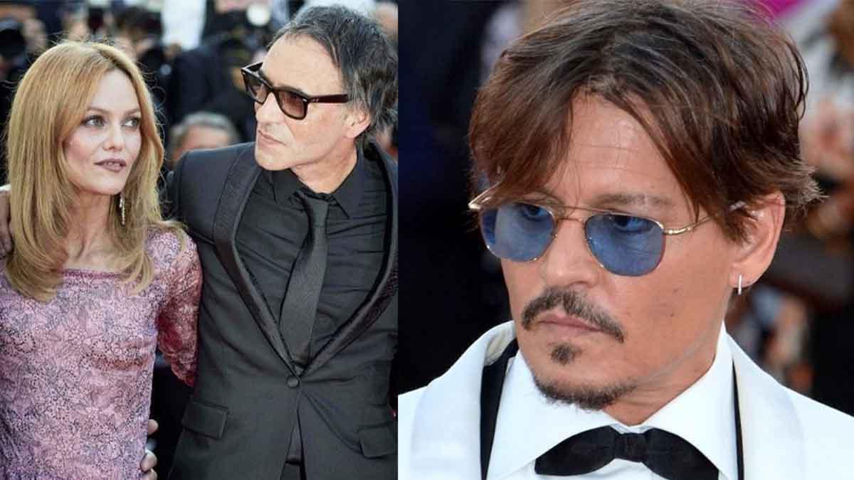 Vanessa Paradis aurait quitté Samuel Benchetrit pour renouer avec Johnny Depp