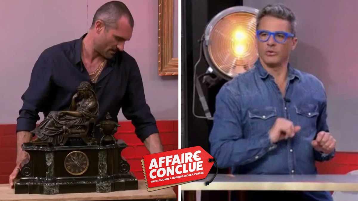 Affaire conclue : un acheteur manque de commettre l'irréparable, Julien Cohen obligé d'intervenir !