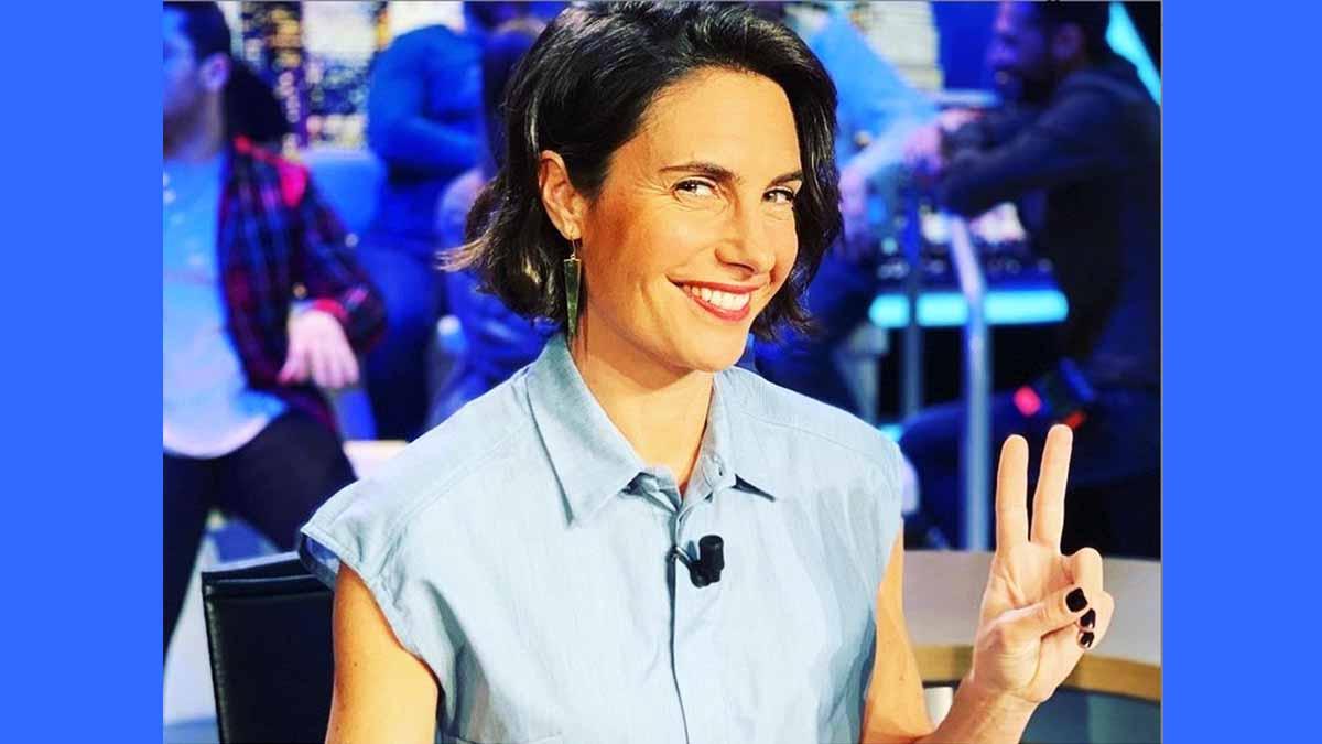 Alessandra Sublet enflamme les réseaux sociaux dans sa petite tenue