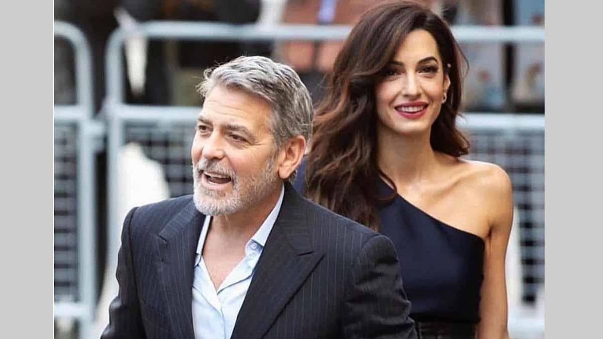 Amal et George Clooney : 3ème bébé ? La nouvelle se précise.