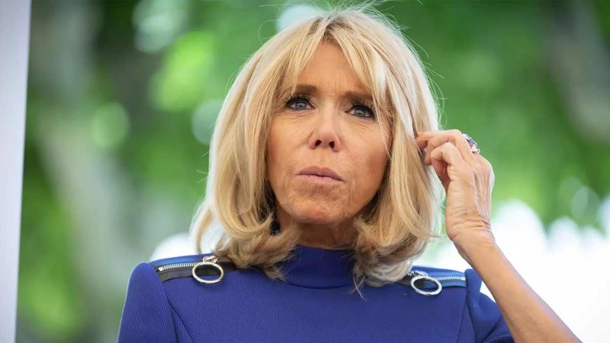 Brigitte Macron retranchée à Tahiti, morte de jalousie !