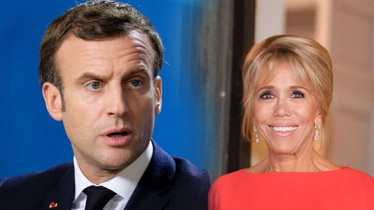 Brigitte Macron : son mari est-il en proie à une crise de jeunisme ? Cette remarque qui en dit long !