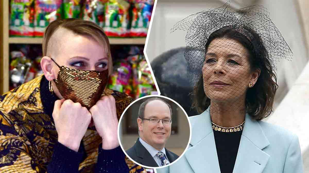 Caroline et Charlène de Monaco en guerre, le prince Albert sort son veto !