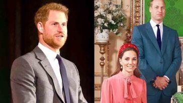 Ce message subliminal de Kate Middleton et du prince William à Harry