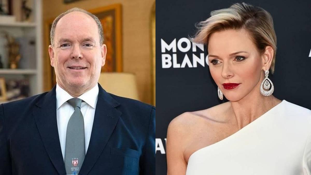 Ce message très intrigant de Charlène pour ses 10 ans de mariage avec Albert de Monaco