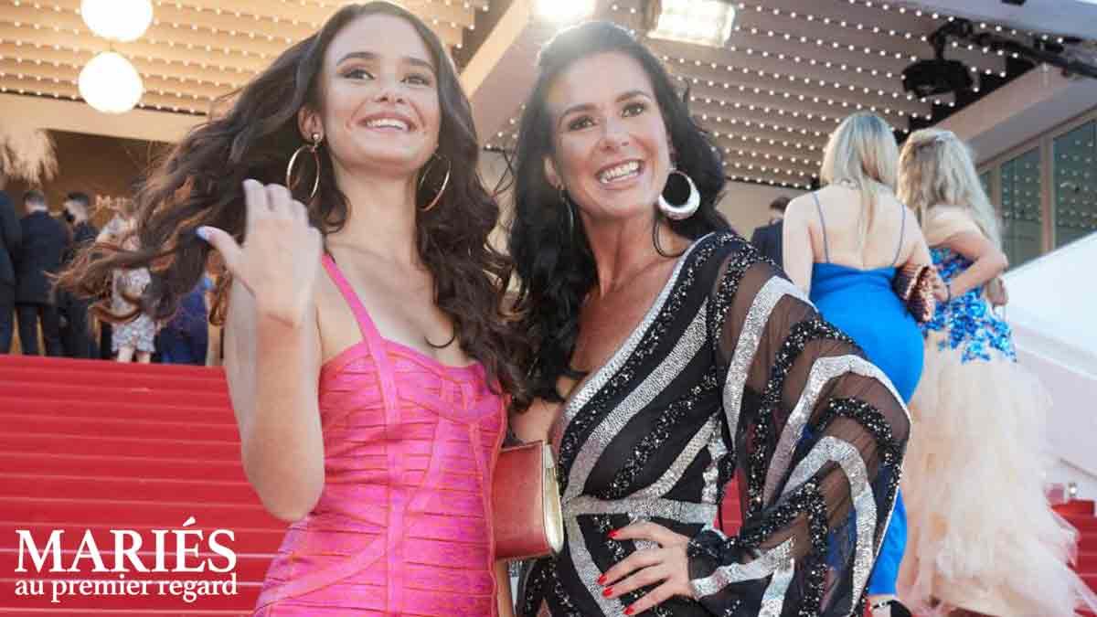 Cécile (MAPR5) au Festival de Cannes : sa tenue au décolleté XXL jugée vulgaire, elle réplique cash