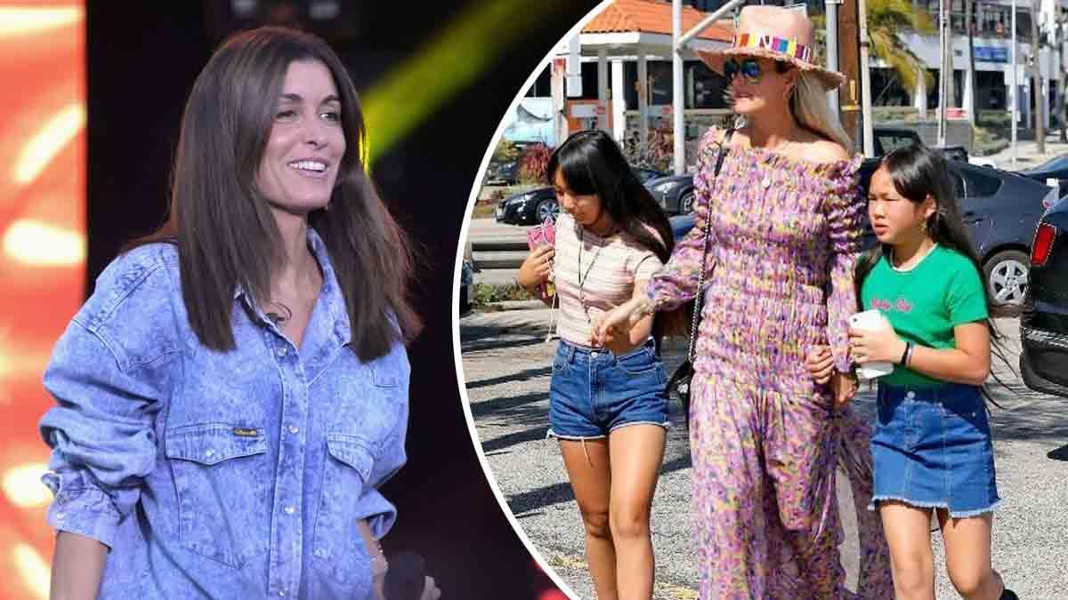 Cet engagement de Jenifer pour Laeticia Hallyday et ses filles, Jade et Joy