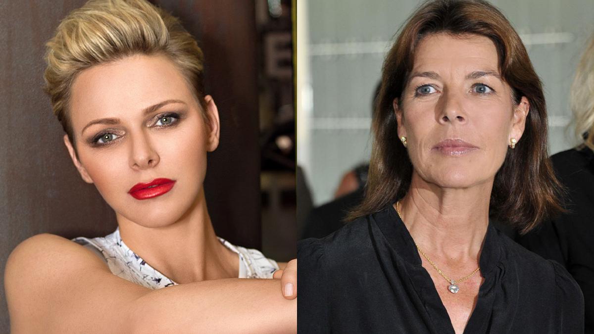 Charlène de Monaco toujours absente du Rocher, la princesse Caroline évite le pire