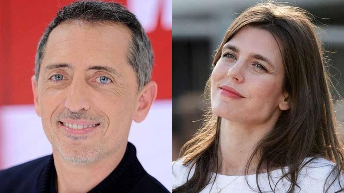 Charlotte Casiraghi : Gad Elmaleh évite son ex à Cannes ? La vérité dévoilée