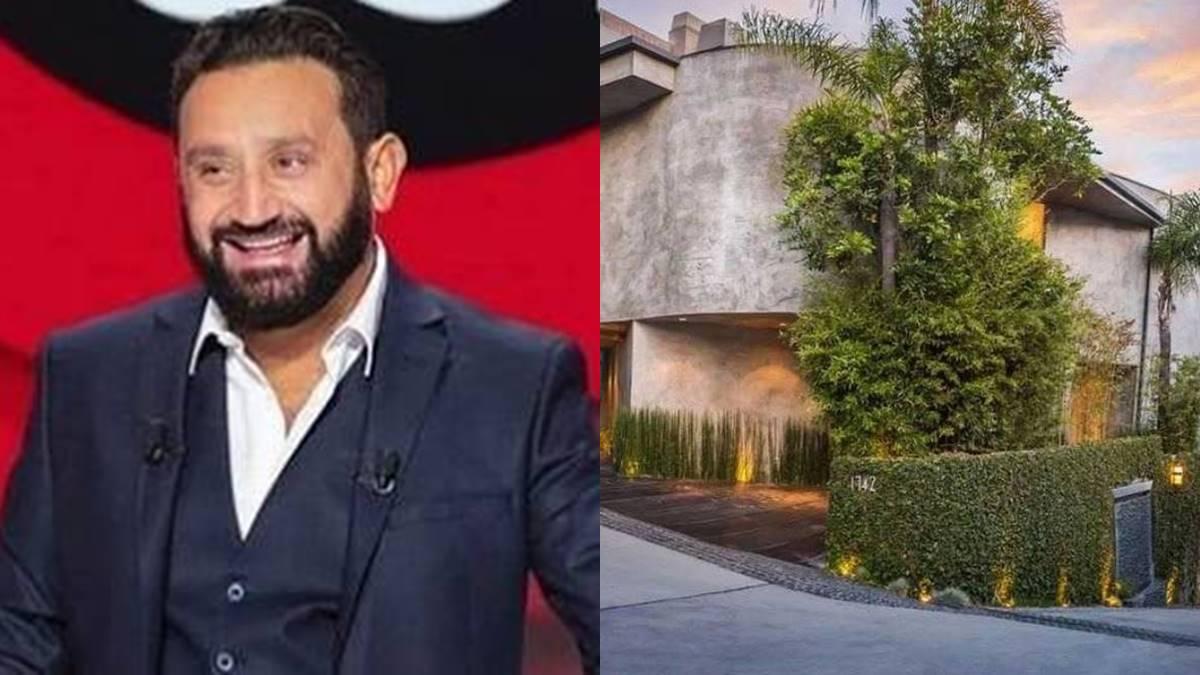 Cyril Hanouna : découvrez sa sublime villa de plus de 5 millions de dollars à L.A
