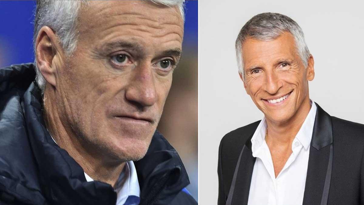 Défait à l'Euro, Didier Deschamps se réfugie à Saint-Tropez chez son ami Nagui