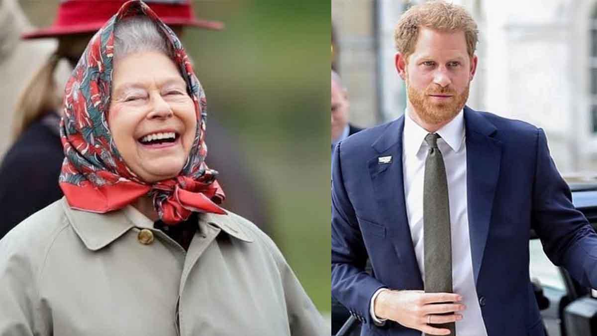 Elisabeth II : cette violente dispute avec le prince Harry !