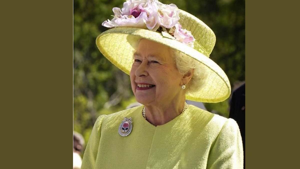 Elisabeth II : la reine a été surprise en train de gifler un proche !