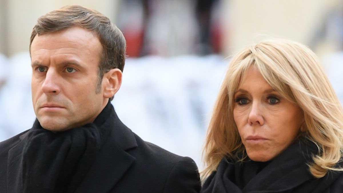 Emmanuel Macron fait des cachotteries à son épouse Brigitte Macron ? Ce chroniqueur de TPMP balance !