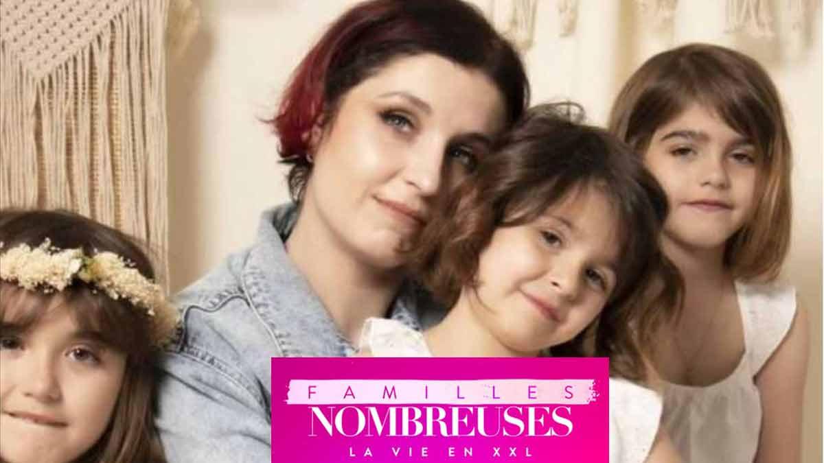 """Familles nombreuses, la vie en XXL : Des """"vieux dossiers"""" sur Amandine Pellissard exhumés ! Elle est méconnaissable !"""