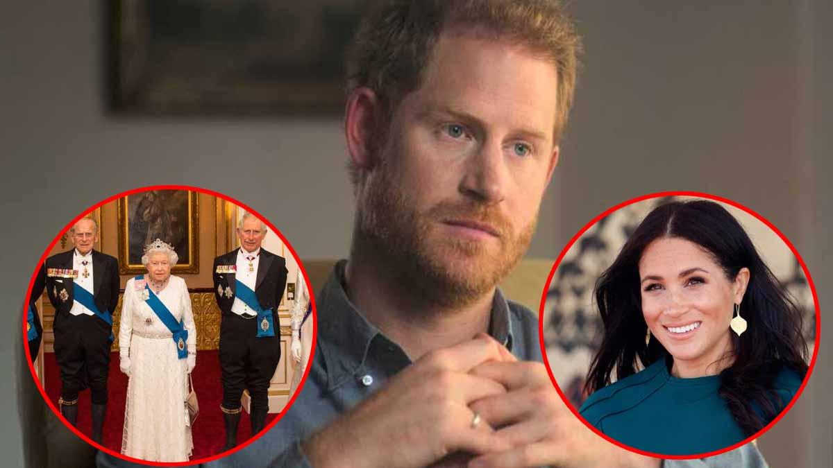 Harry réconcilié avec la famille royale ? Meghan Markle va lui faire passer un savon