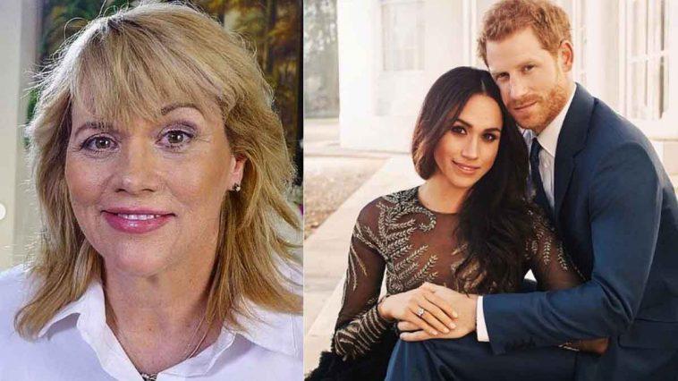 Harry sur un divorce à 50 millions ? Samantha, la sœur de Meghan Markle balance.