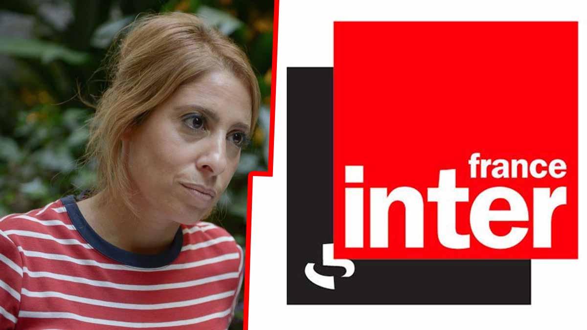 """Insultée et """"plantée"""" par France Inter_ Léa Salamé en pleurs"""