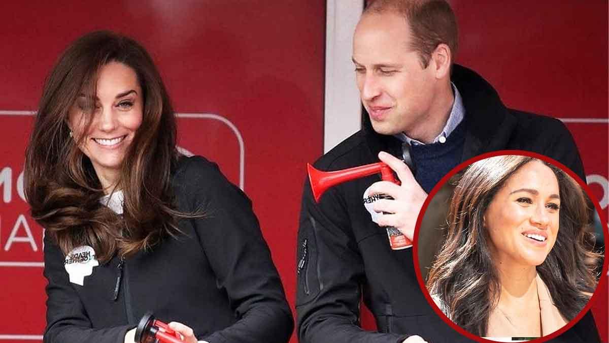 Kate Middleton et William : cette nouvelle situation très très délicate imposée par Meghan Markle