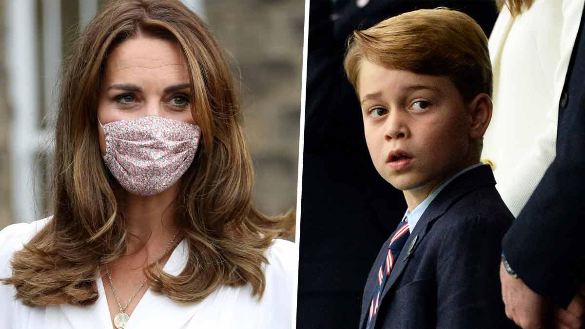 Kate Middleton pète les plombs, cette attitude du prince George qui ne passe pas !