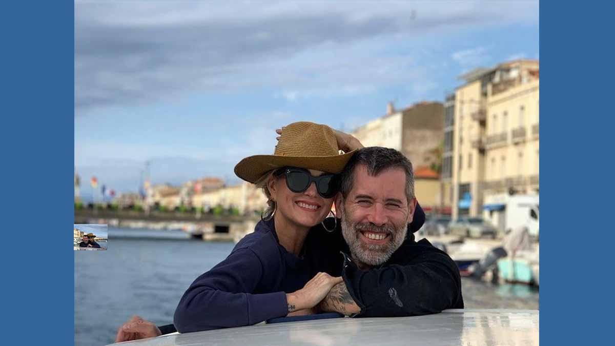 Laeticia Hallyday : Jalil a fait sa demande en mariage dans la charmante petite île saint‐martinoise, l'îletPinel