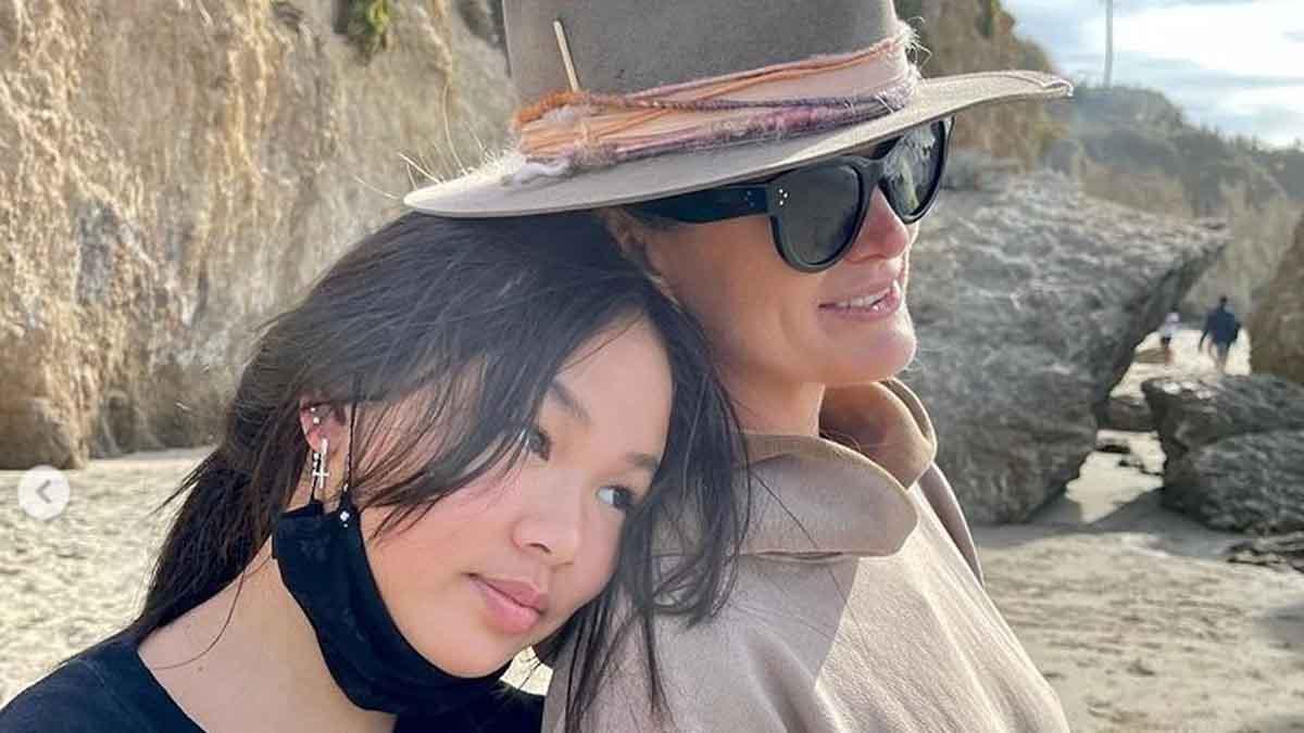 Laeticia Hallyday : la réaction de sa fille Joy face à son futur mariage